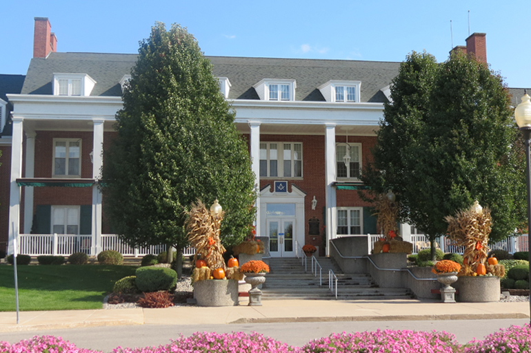 Masonic Pathways Campus