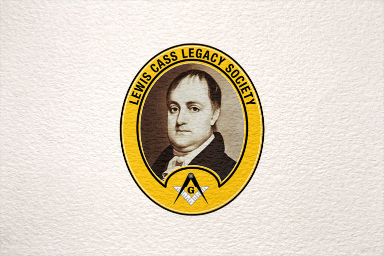 Lewis Cass Legacy Society logo