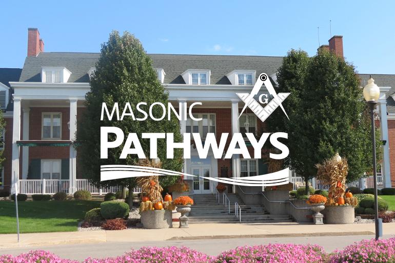 Masonic Pathways building exterior